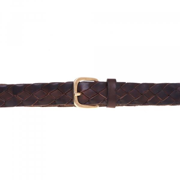 Cintura uomo marrone Lorenzo CN1